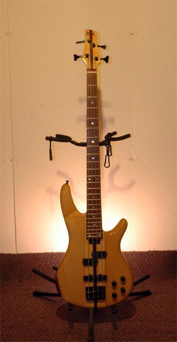 Ibanez USA Custom Bass