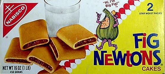 Big Fig on Box of Newtons