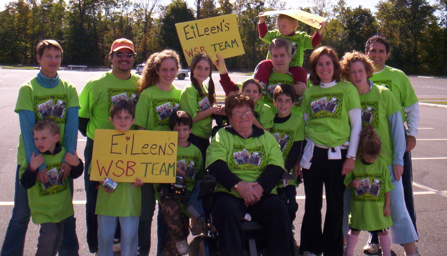 Eileen's Team WSB