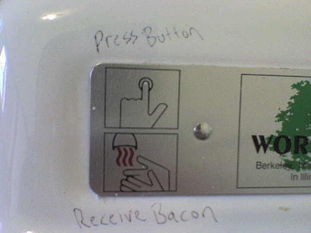 Mmmmm Bacon…