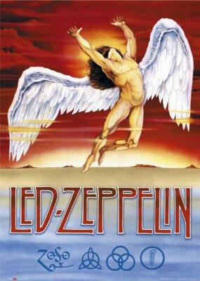 Led Zeppelin Swansong