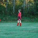 Soccer – Low light, out of focus