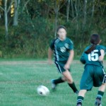 Soccer – Low light, blurry