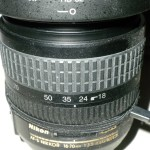 Nikon AF-S Nikkor 18-70mm 1:3.5-4.5G Lens